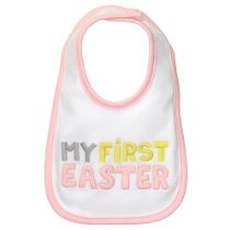 Carter's My First Easter Bib / Baby's First Easter Bib (My First Easter)