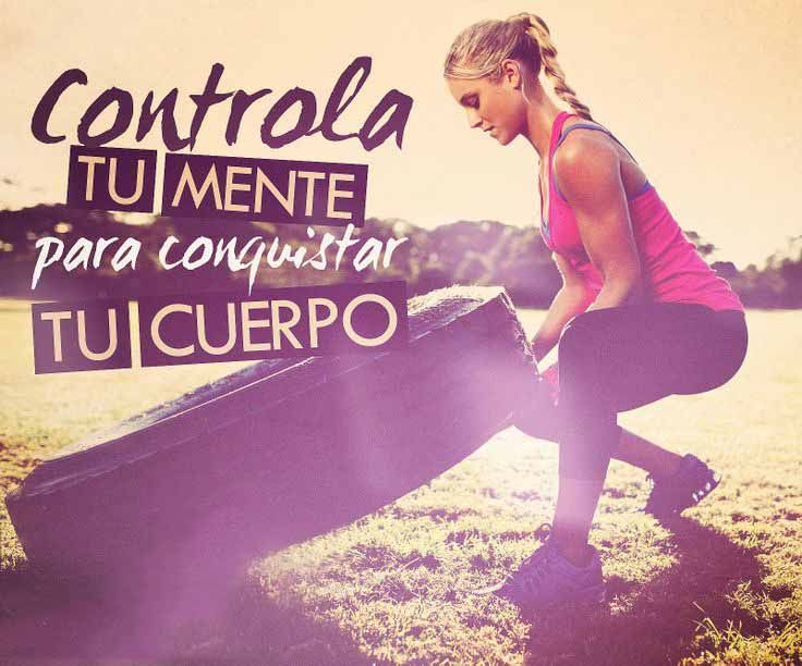 ¡Puedes lograrlo! #Fitness