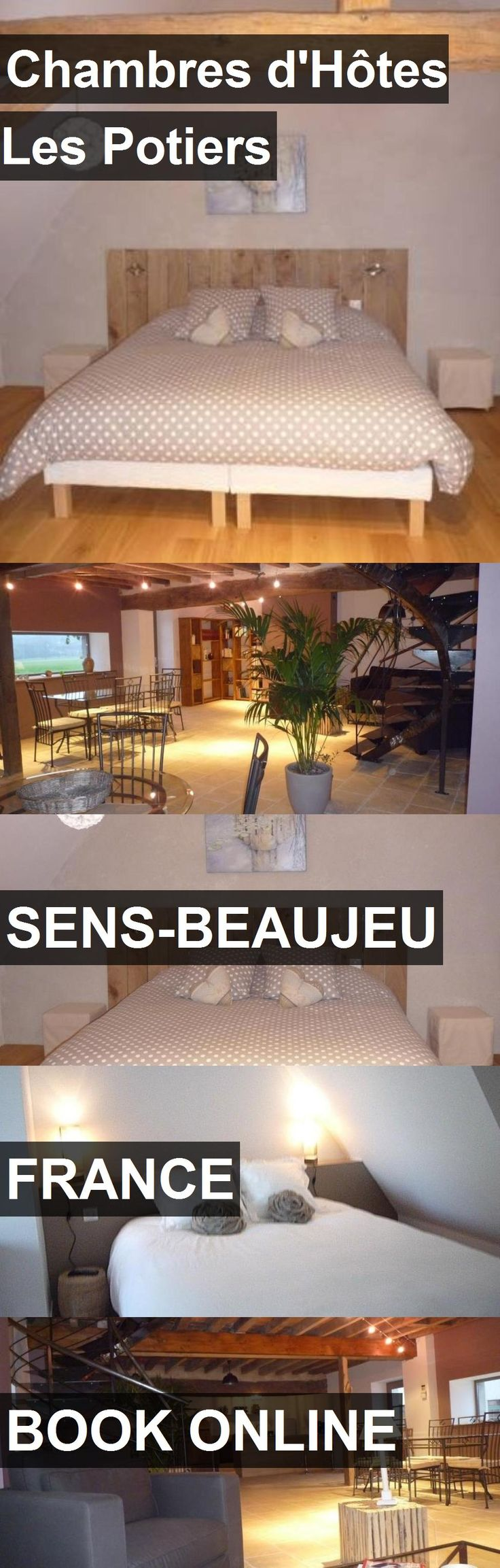 Hotel Chambres d'Hôtes Les Potiers in Sens-Beaujeu, France. For more information, photos, reviews and best prices please follow the link. #France #Sens-Beaujeu #hotel #travel #vacation
