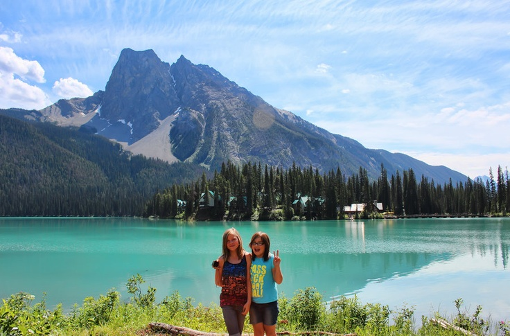 Emerald Lake by *Joe-Lynn-Design