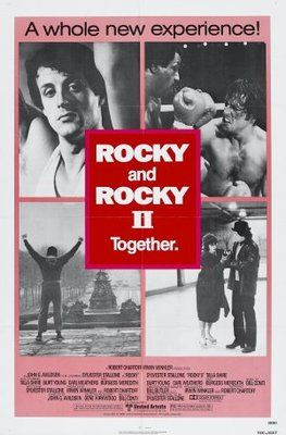 Rocky II (1979) movie #poster, #tshirt, #mousepad, #movieposters2
