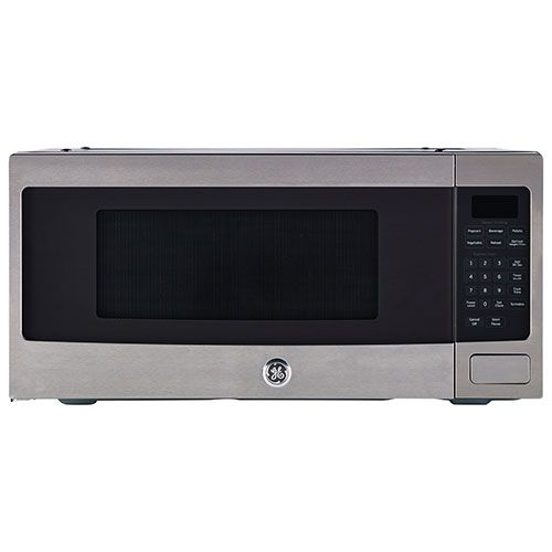 Things are really heating up with this Spacemaker Professional Series microwave oven by GE Appliances. Sporting a 1.1 cu. ft. capacity, this unit is equipped with a host of useful features including an interactive display for easy... Free shipping on orders over $35.