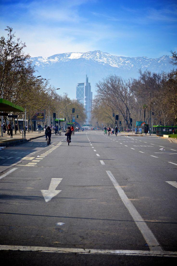 Marcha por los DD.HH. Santiago, 2013.