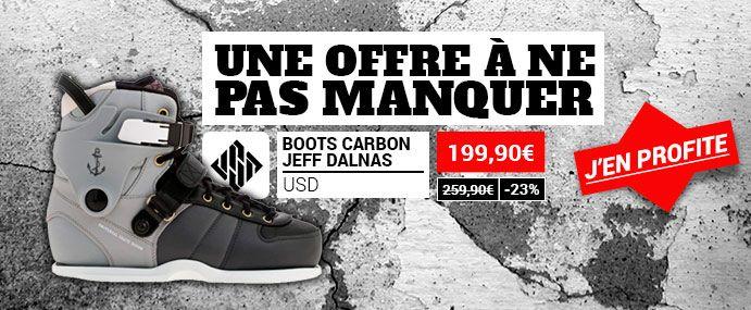 Promo boots USD Jeff Dalnas : http://www.nomadeshop.com/rollers/rollers-street/rollers-street/boots-seules/usd-boots-carbon-jeff-dalnas-12353.html
