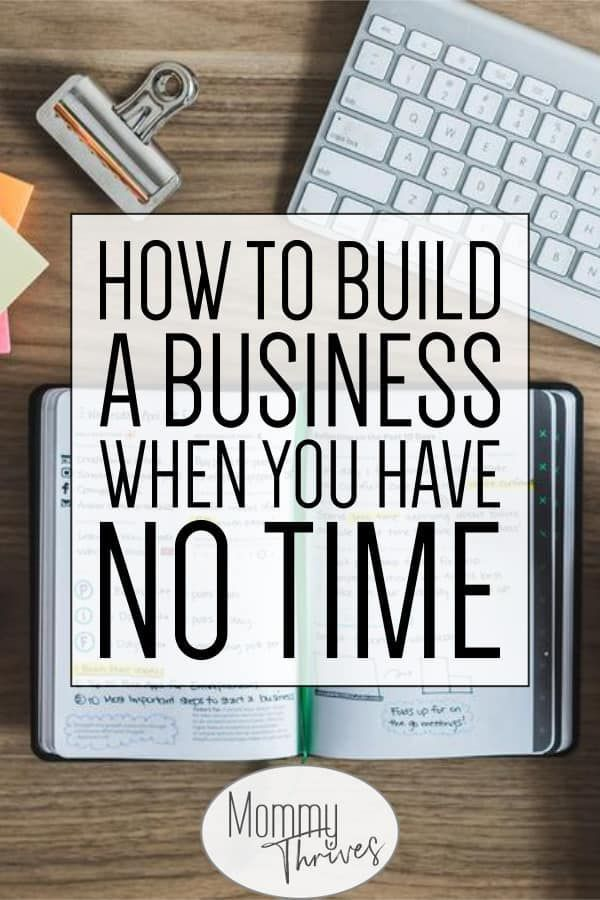 How To Start A Business While Working Full Time Business Tips Starting A Business Building A Business