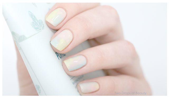 #watercolor #nails
