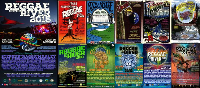 :::: Welcome to ReggaeColombia.com :::: + Reseña: Reggae On The River 2015 + ©® 1999 - 2016