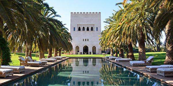 Ksar Char Bagh, La Palmeraie, Marrakech Hotel Reviews | i-escape.com