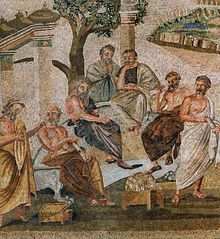 Mosaique romaine Ier s av JC  La mosaique est l'art romain par excellence car ni la Grèce classique ni les Grecs d'Alexandrie n'avaient su lui donner la richesse du répertoire iconographique qu'elle aura sous l'Empire romain et encore moins la répandre dans tout le bassin méditerranéen comme le fera Rome.