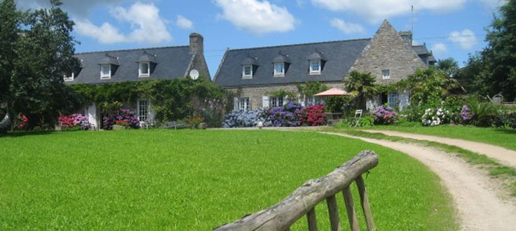 BRETAGNE l Kerscuntec farm : charming holidays in guest house B near benodet quimper in brittany finistere