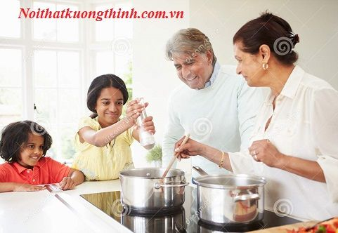 Vì sao bếp điện từ Taka lại được nhiều người mua?: