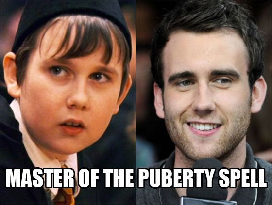 10 Male Celebrities Who Totally Nailed the Whole Puberty Thing