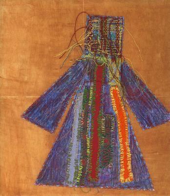 Red Dress by Wura-Natasha Ogunji