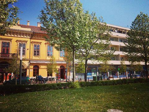 Dugonics tér, Szeged  Repost from @alexafrei17 (Instagram)