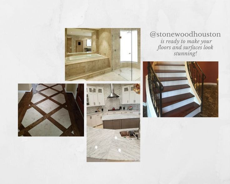 Visit our website and get a free estimate www.stonewoodhouston.com