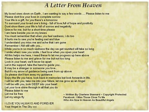 a letter to my dad in heaven letters from heaven quotes quotesgram 28771 | f904f9623c8a7de04ed70cb6e29a7eb5