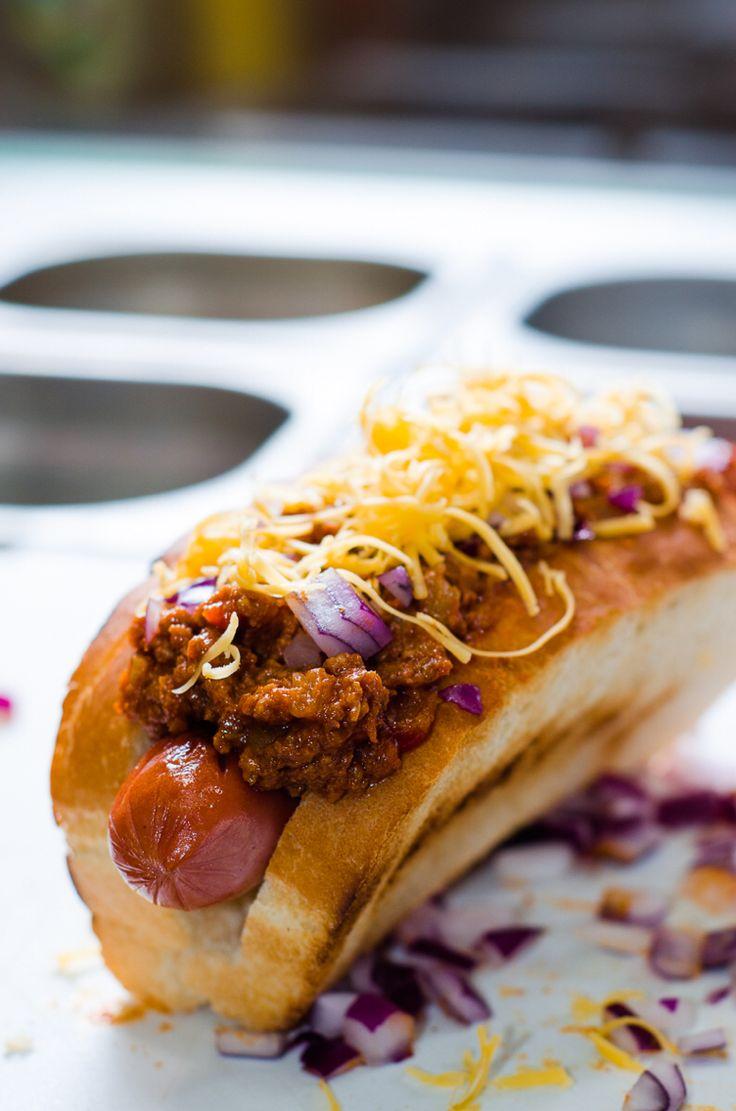 Coney Island hot-dog Extravirgin