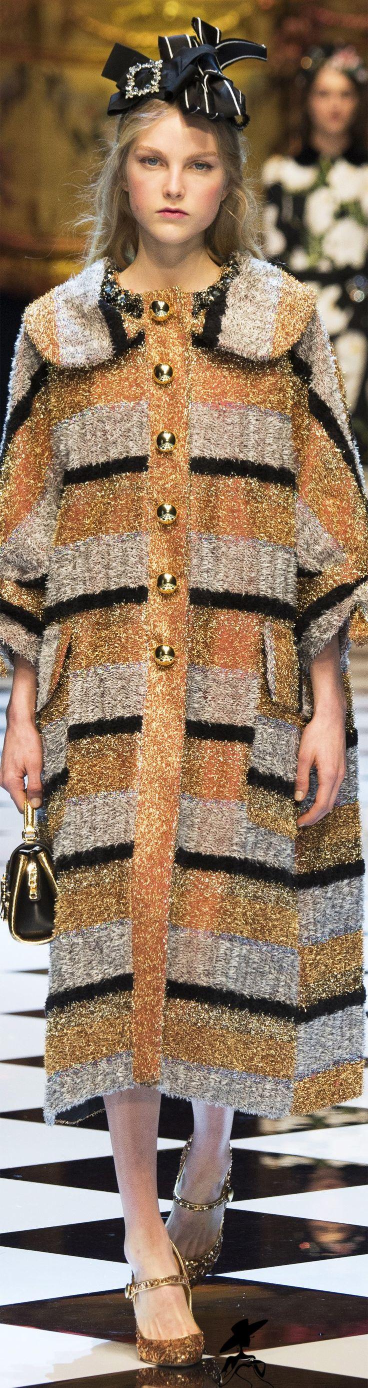 Dolce and Gabbana fall 2016