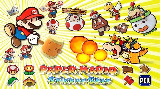 Paper Mario Sticker Star Decrypted Rom Download - http://www.ziperto.com/paper-mario-sticker-star-decrypted-rom/