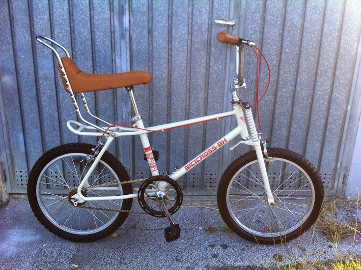 """ReCycling: Restauración a la carta Bh Bicicross """"custom"""""""