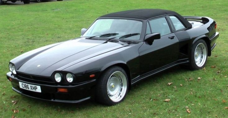 Lister XJS with 7 litre V12 engine and 5 speed manual gearbox