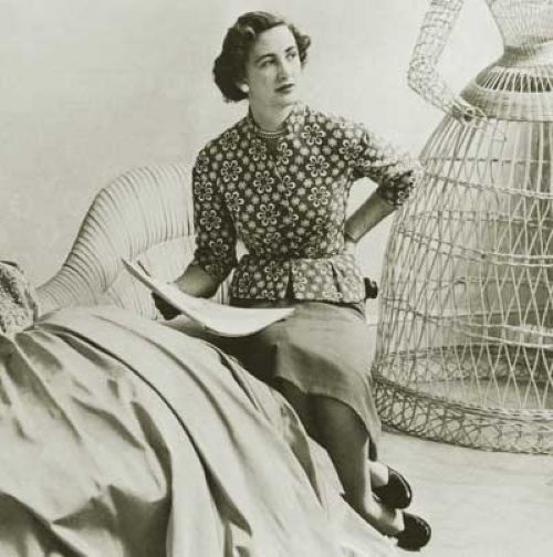 Sybil Connolly (1921-98), Irish fashion designer
