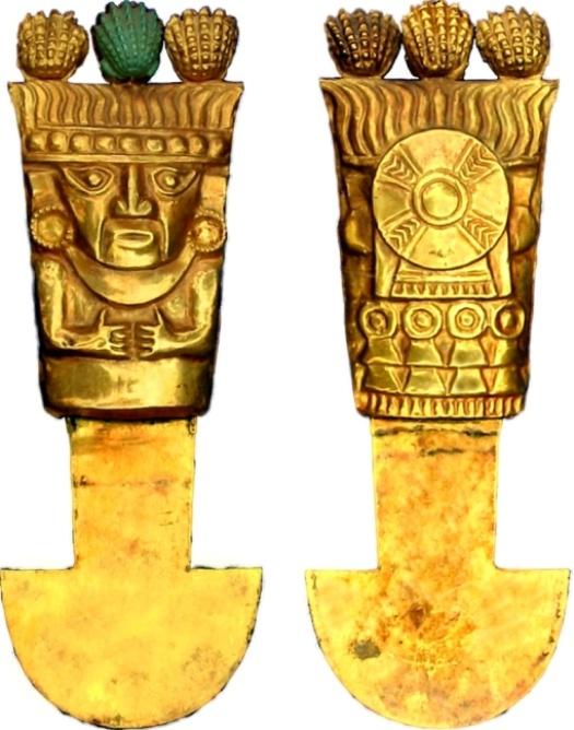 Inca – Gold Treasures in the Skeppsholmen Caverns