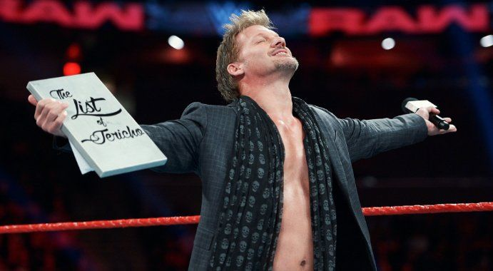 Chris Jericho Reveals Who Came Up With The Idea For The List Of Jericho