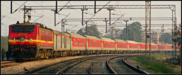12309 RJPB-NDLS Rajdhani express | Flickr - Photo Sharing!