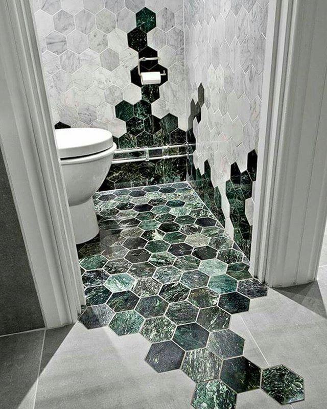 Find And Save Ideas About Bathroom Tile Designs Decoration Verte