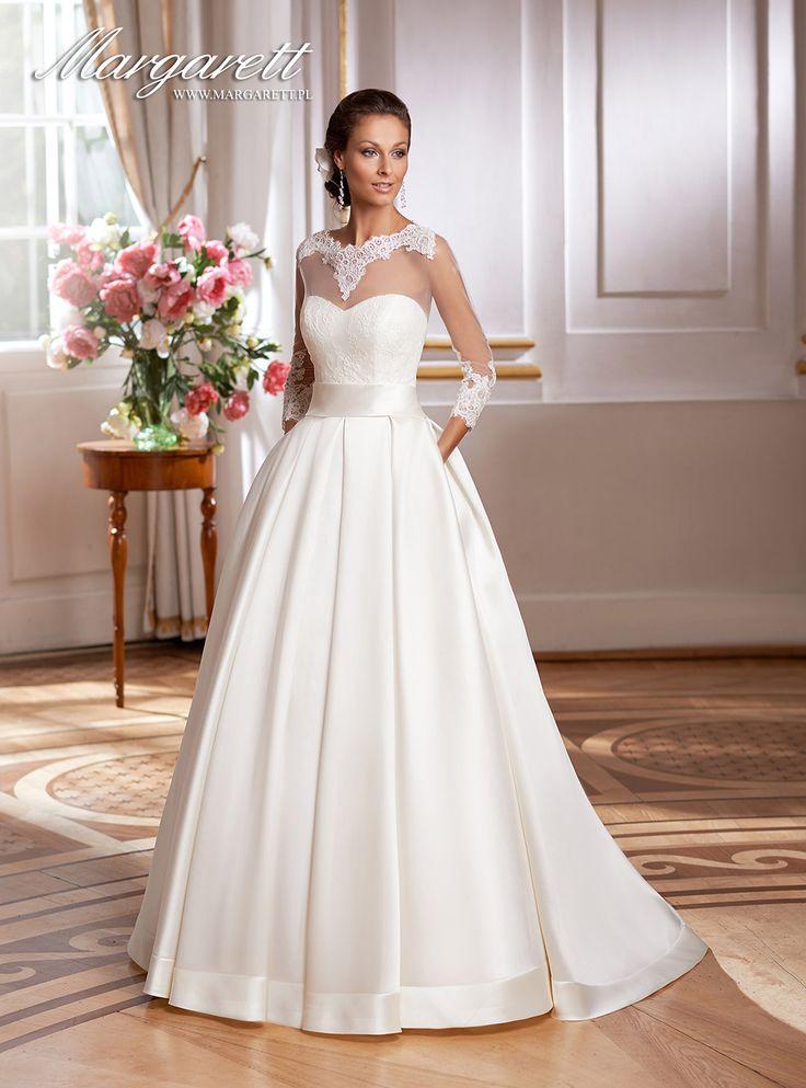 Suknia ślubna Margarett - Havana