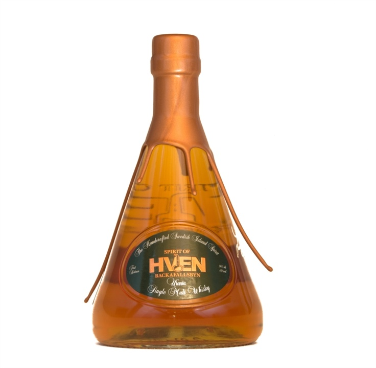 Spirit of Hven - Hven Urania Single Malt Whisky