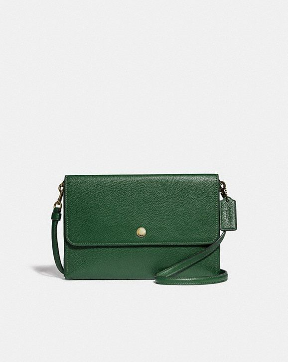 c8dc34c97 COACH Triple Crossbody - Women's Designer Crossbody in 2019 | Want | Bags, Crossbody  bag, Handbag accessories