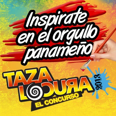 ¿Cuáles son esas cosas positivas que nos identifican?. Panamá ¡saca el artista que hay en ti!. ¡Inspírate en el orgullo panameño!.
