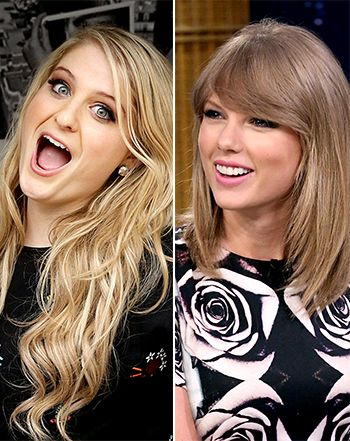 "Meghan Trainor Covers Taylor Swift's ""Shake It Off"": acoustic, really neat take on an already catchy song!"