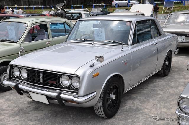 1968 Toyota Corona 1600S HT