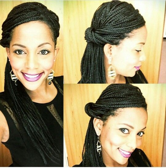 Crochet Box Braids Kenya : 1000+ images about Braided Styles on Pinterest Protective styles ...