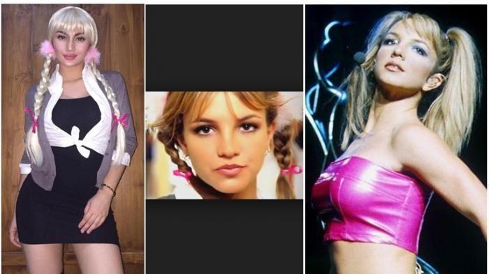 Seksi! Rayakan Halloween dengan Gaya Fashion 90-an, Ariel Tatum: It