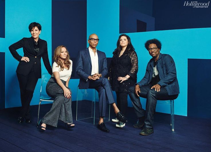 "From 'Keeping Up with the Kardashians' to 'Leah Remini: Scientology and the Aftermath,' 5 reality TV leaders discuss raising a ""middle finger up to society"" and online trolls: ""Haters are gonna hate. You expect it now."" Watch the Reality Roundtable on THR.com. 📸: @DavidNeedleman"