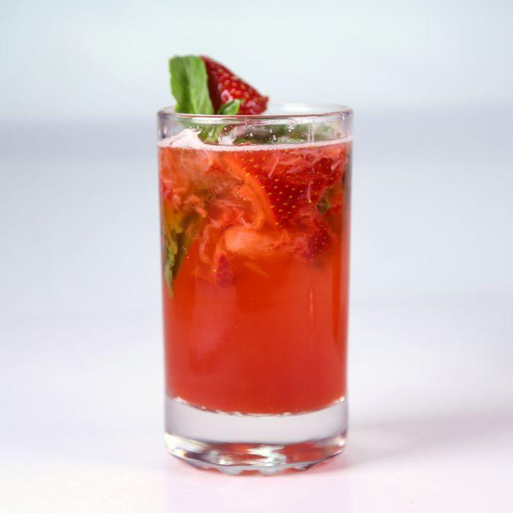 Very Berry Basil Mojito by Clinton Kelly