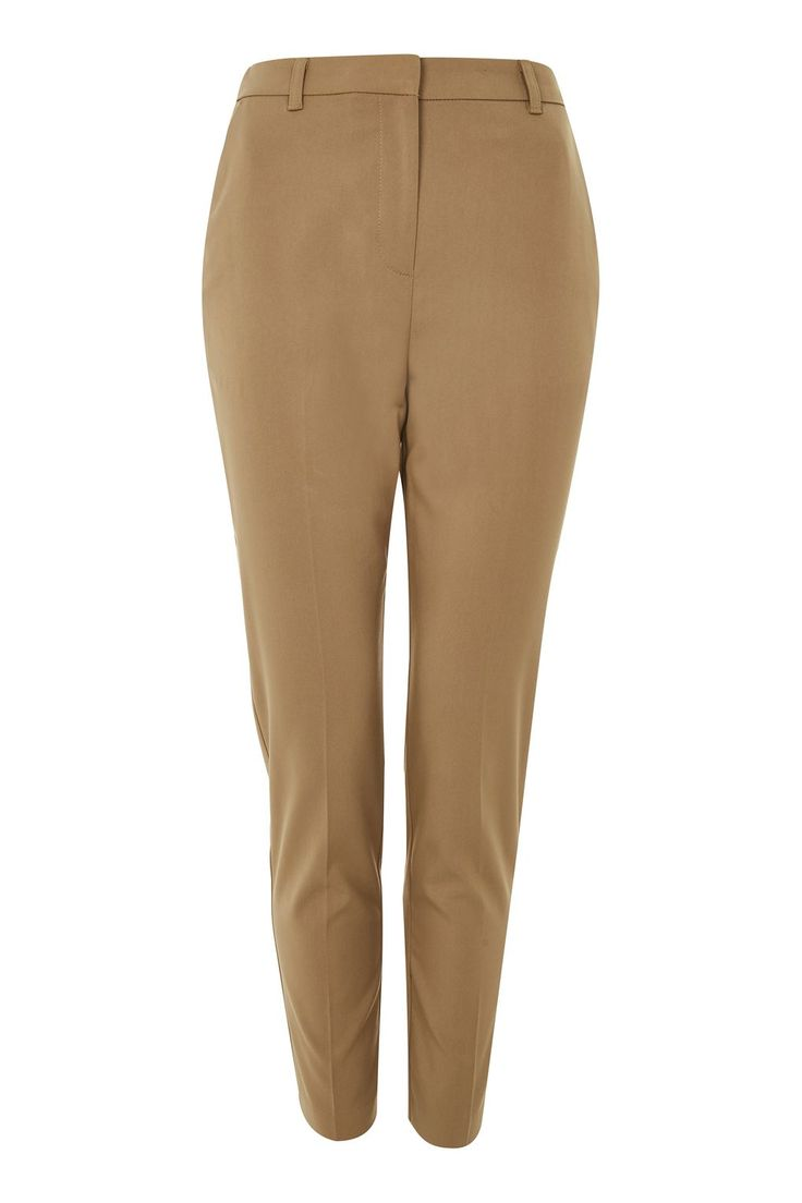 High Waisted Cigarette Trousers - Pants & Leggings - Clothing - Topshop USA