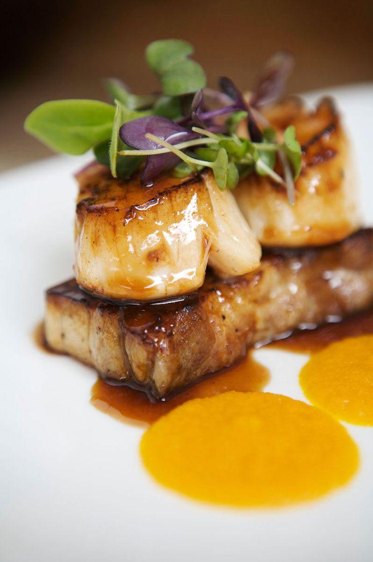 476 best fine dining images on pinterest food plating for Fine dining food