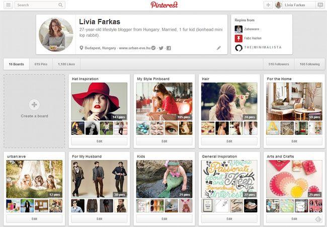 Pinterest gyorstalpaló