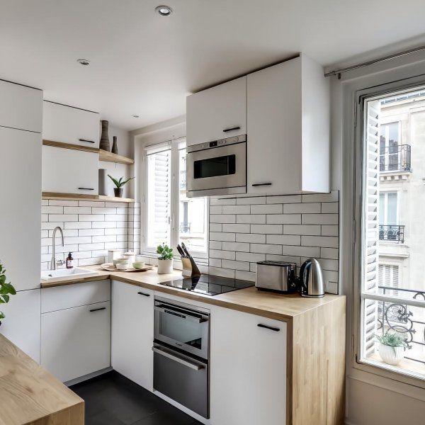 Minimalist Mutfak Dekorasyonları ile Modern Yaşam