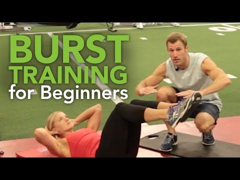 Burst Training for Beginners - Dr. axe