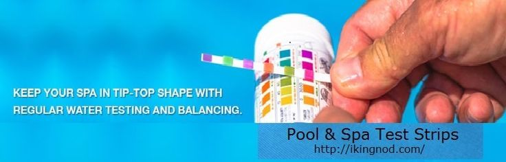 Pool Spa Test Strips Are Vital For Proper Swimming Pool Care And Insurance Against Swimming