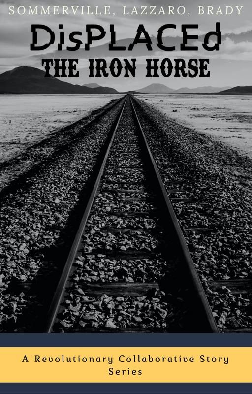 We're so close to the release of Episode Two! Check the newly-released synopsis and re-read Episode One FREE on our official Wattpad page! ---- DisPLACEd: Episode Two: 'The Iron Horse': Just as the group were settling into the idea that the time-shift was a one-off, they are thrown back to 1860's America. They are plagued with illness, feuds, and Native Americans desperately trying to reclaim their land. It will take all they've got to get back home in one piece.