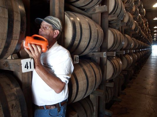 Liquor giant George Dickel whiskey sues over Tennessee's storage law