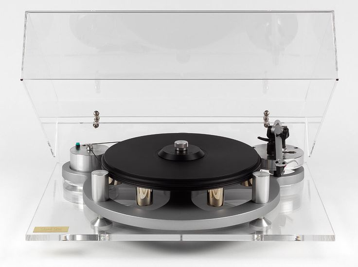 Michell Engineering turntable - British HiFi Design at its no-compromise best. Again, this pin could straddle 'HiFi Design' and 'Haptic Design'...one day...K
