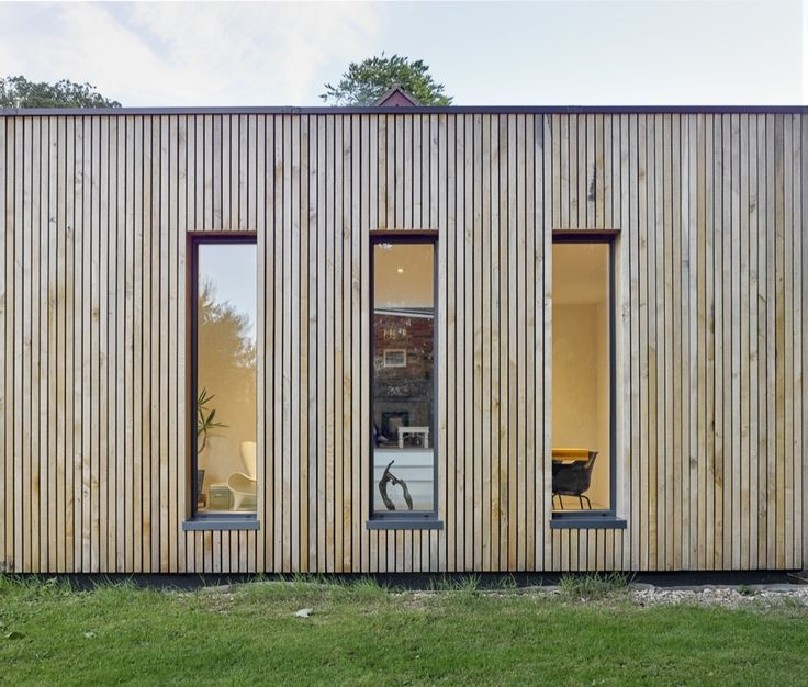 Image 5 of 18 from gallery of Hurdle House / Adam Knibb Architects. Photograph by James Morris